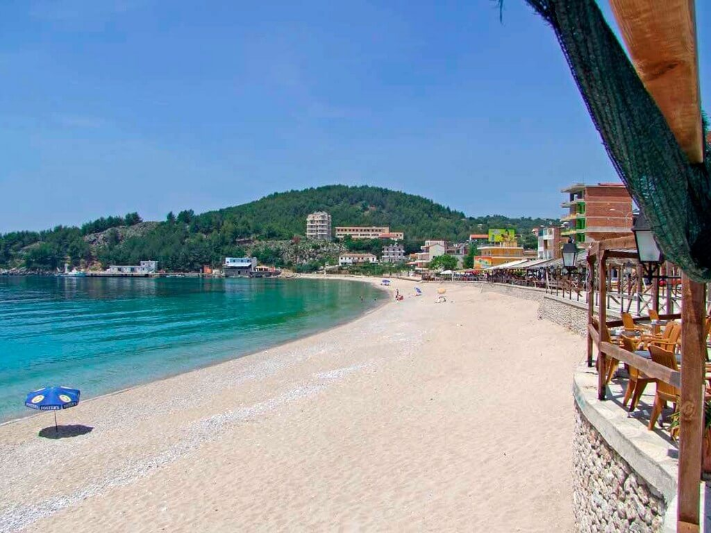 Тур в Албанию - отель Aler Holiday Inn Saranda 4* - tatatravel.by